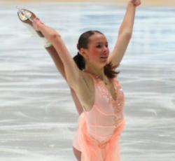 Чемпионкой России в одиночном катании у женщин стала Ксения Доронина