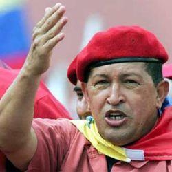 Чавес дал интервью Наоми Кемпбелл, вновь раскритиковав Буша