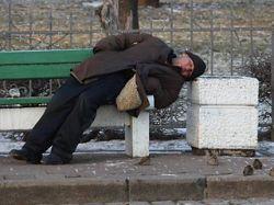 За два месяца холодов в Москве насмерть замерзли 75 человек