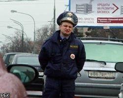 Нападение на пост ДПС в Ульяновской обл.: есть жертвы
