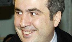 ЦИК Грузии назвала имя президента - Михаил Саакашвили