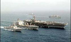 Иранские военные корабли пытались спровоцировать американцев