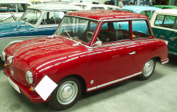 Trabant будет возрожден в Южной Африке