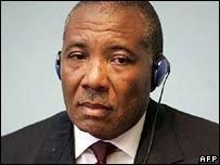 Экс-президент Либерии ответит за ужасы гражданской войны