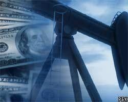 Мировые цены на нефть резко упали