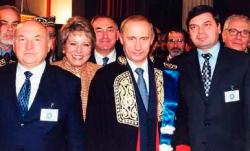 Российские олигархи будут определять политику в Украине