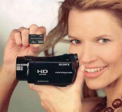 Sony анонсирует 16-ГБ карту Memory Stick PRO Duo