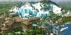 В жарком Техасе появится горнолыжный курорт под открытым небом
