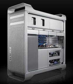 Apple представляет второе поколение компьютеров Mac Pro