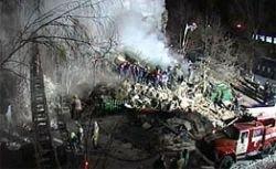 Обрушение дома в Казани: неизвестна судьба 20 жителей