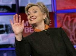 Хиллари Клинтон (Hillary Clinton) и Джон Маккейн (John McCaine) победили на предварительных выборах в Нью-Гемпшире (фото)