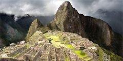 Инки строили города из камней возрастом в 250 млн лет