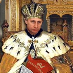 """У \""""царя\"""" России Владимира Путина есть только три союзника: это ее армия, флот и ракеты"""