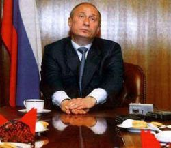 Первый политический прикол года: Илья Муромец и Медвед   (видео)
