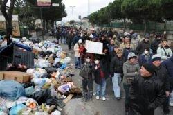 Мусорный кризис в Неаполе (фото)