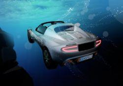 Швейцарская компания Rinspeed разработала автомобиль-амфибию