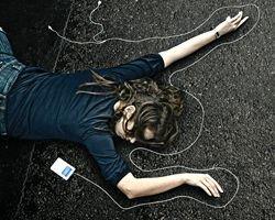Музыка - причина смерти на дорогах