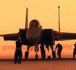 """Истребители ВВС США стерли с лица земли мастерскую \""""Аль-Каиды\"""""""