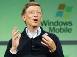 Билл Гейтс: Microsoft не будет создавать прямого конкурента iPhone