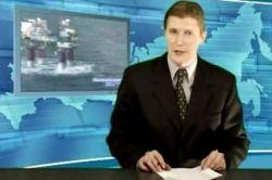 Репортаж о крушении буровой платформы «Чуай» (видео)