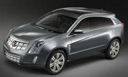 Cadillac представил гибридный внедорожник Provoq