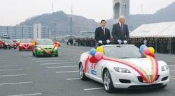 Mazda сделала спорт-кар RX-8 в кузове кабриолет