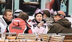Французская полиция испортила каникулы Ксении Собчак