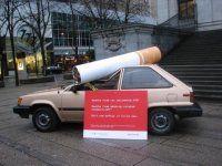 Разработана электронная сигарета для бросающих курить