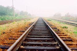 Сюжет о пользе соблюдения правил дорожного движения на поездах (видео)
