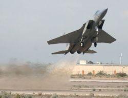 Все истребители F-15 ВВС США оказались неисправными