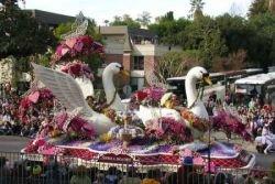 Парад Роз в Пасадене (фото)