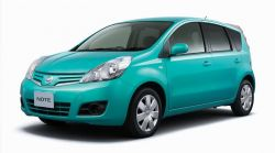 Nissan выпустил в Японии обновленный Nissan Note