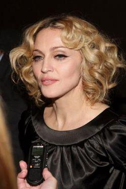 Мадонна тратит 10 тысяч долларов на воду