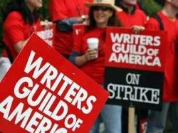 Бастующие сценаристы назвали номинантов на свои награды