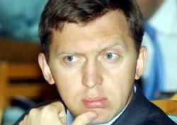 Олег Дерипаска будет инвестировать в Сочи-2014 вместе с Siemens