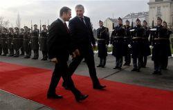 Польша и Чехия объединяются в переговорах