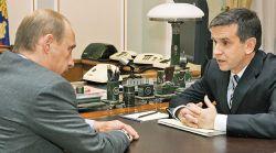 Тайный советник вождя: Михаил Зурабов был назначен советником Владимира Путина еще 7 октября