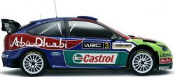 Новый Ford Focus RS WRC 2008