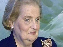 Мадлен Олбрайт назвала президентство Джорджа Буша худшим в истории США