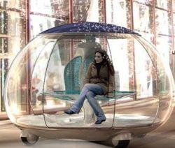 Кресло-танк – идея для туристов-инвалидов
