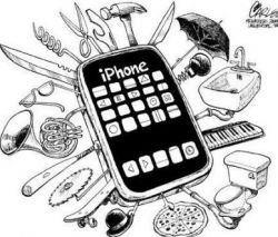 Как разговаривать с iPhone-мужчиной