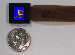 Американская компания Kopin создала самый маленький SVGA-дисплей CyberDisplay SVGA LVS