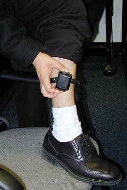 GPS-страж для педофила
