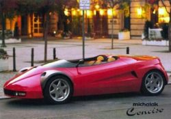 Концепт Ferrari Conciso 1989 года выставлен на eBay (фото)