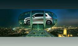 FIAT 500 прокатится на лондонском колесе обозрения