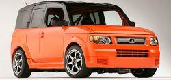 Для гонщиков создали семейное авто Honda Element-D (видео)