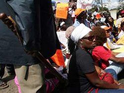 В Кении запрещены акции протеста оппозиции