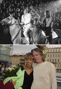 Ирина Алферова: Мой теперешний муж говорил: Давай мы Сашу усыновим!