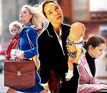 Кто сохранит семью — карьеристка или домохозяйка?