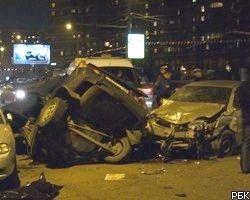 Крупная авария на трассе Москва-Белгород: погибли люди